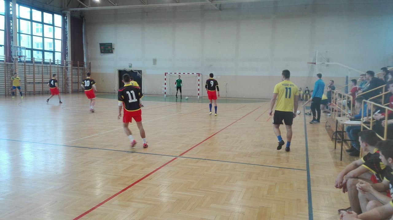 Mistrzostwa Powiatu w halowej piłce nożnej dziewcząt i chłopców 2019/2020