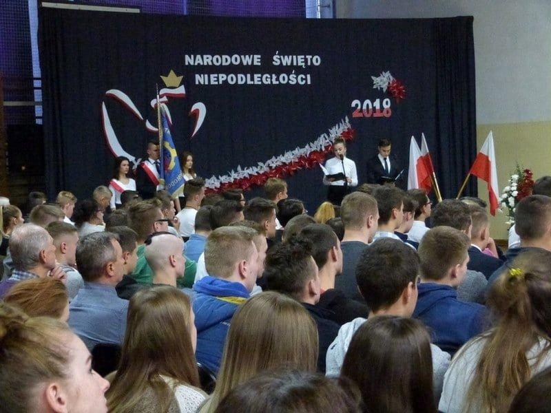 Apel z okazji 100-lecia Odzyskania Niepodległości