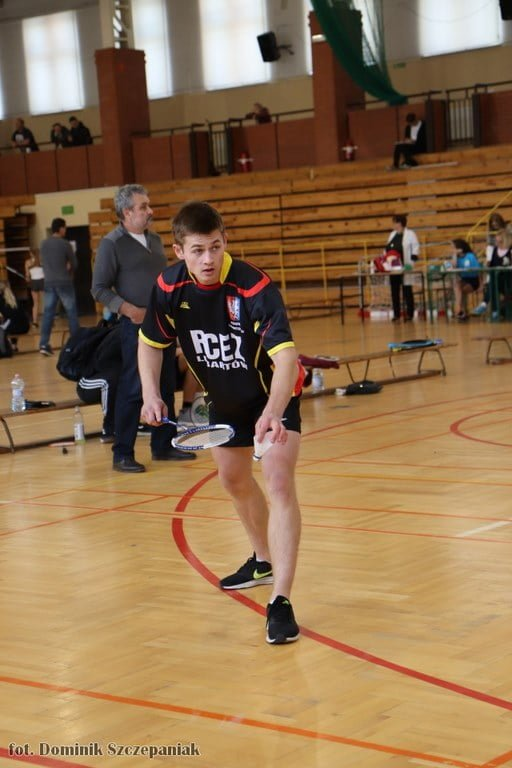 Badminton – zawody rejonowe