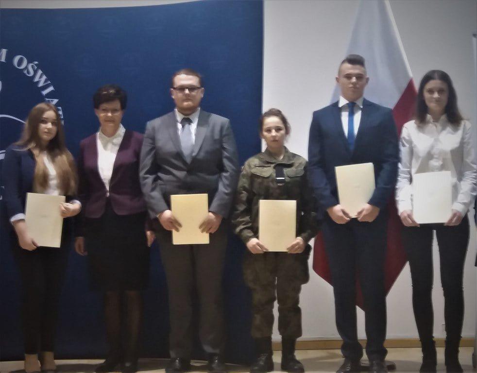 Bartosz Bodzak Stypendystą Prezesa Rady Ministrów