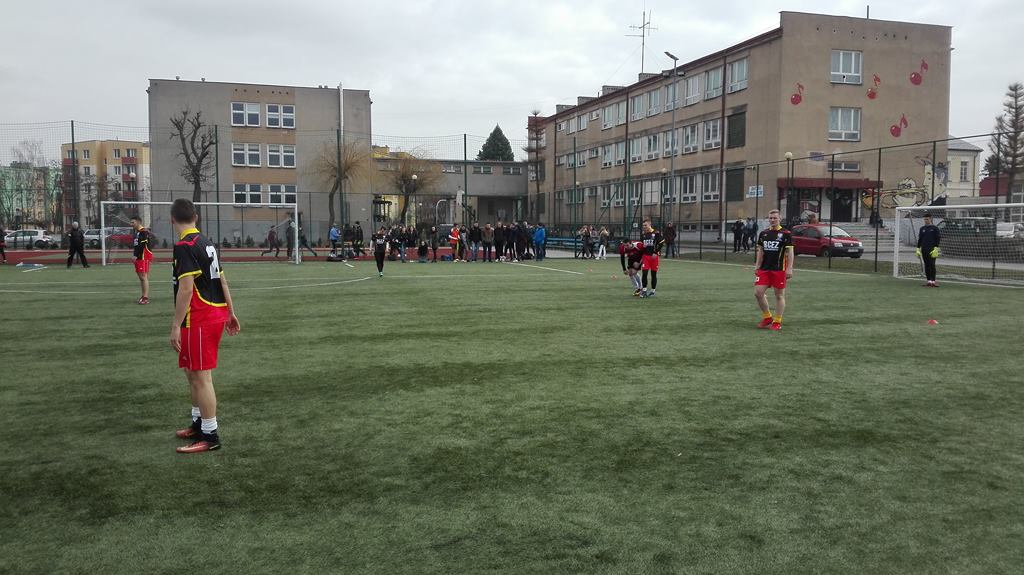 Drugie miejsce w Mistrzostwach Powiatu w piłce nożnej chłopców