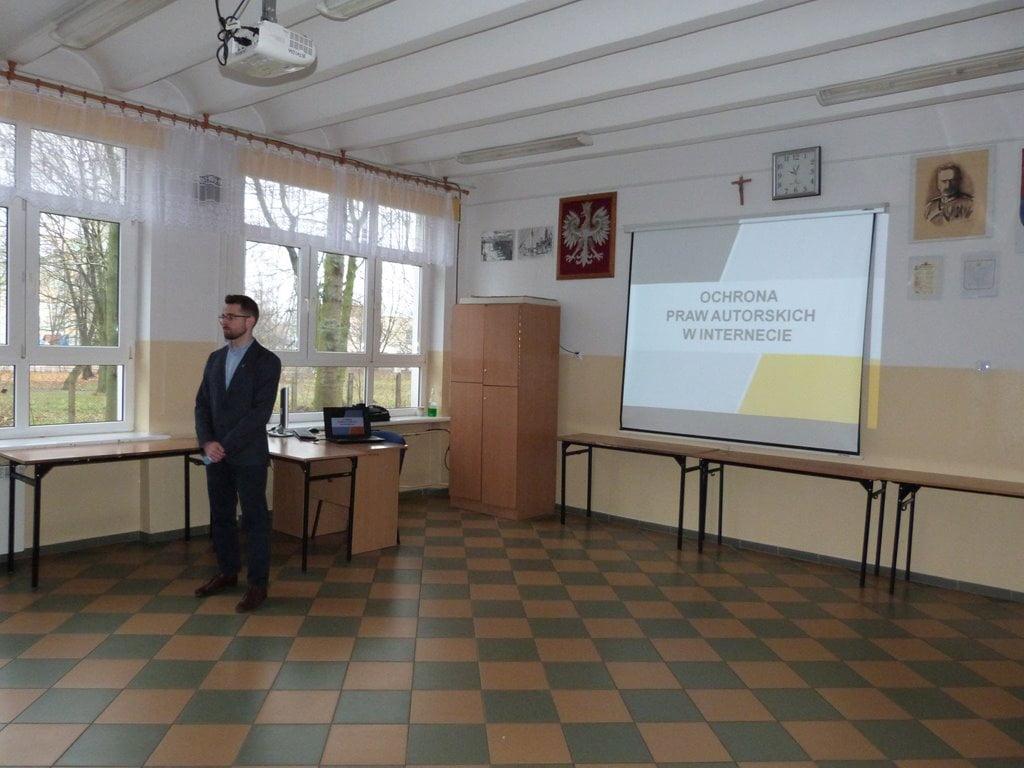 Edukacja prawna-spotkanie z radcą prawnym