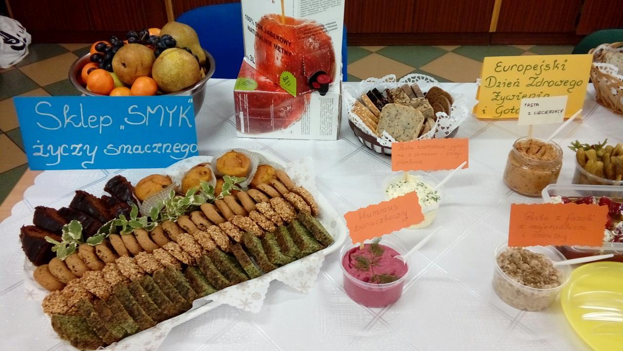 Europejski Dzień Zdrowego Jedzenia i Gotowania 2019