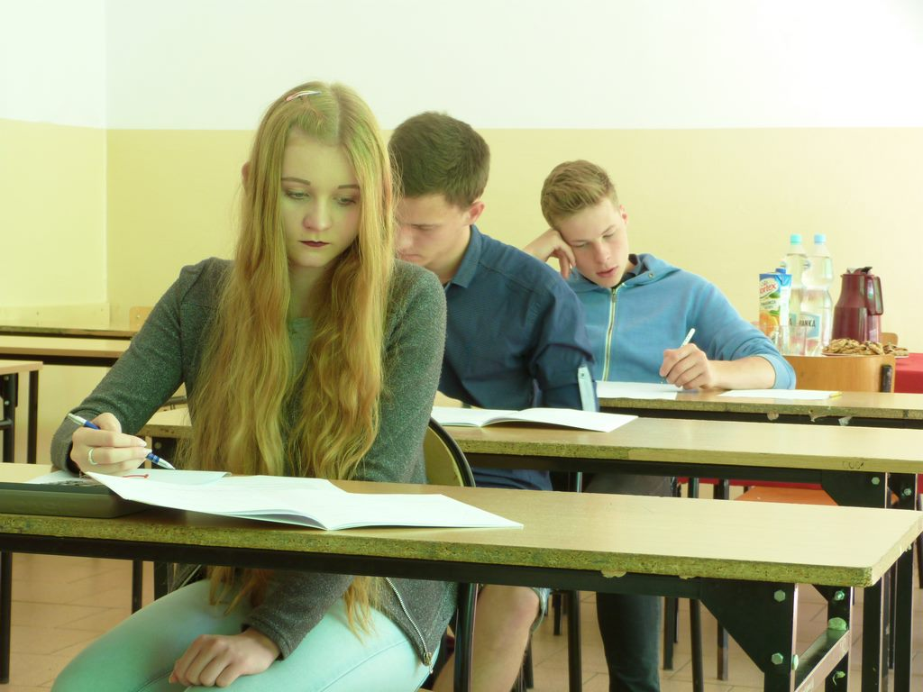 """Finał VII edycji konkursu powiatowego """"Polubić matematykę"""" już za nami"""