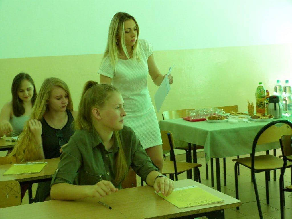 """Finał VIII edycji konkursu powiatowego """"Polubić matematykę"""""""