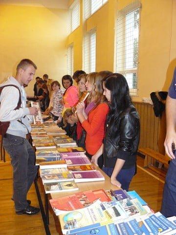 Giełda podręczników 2012