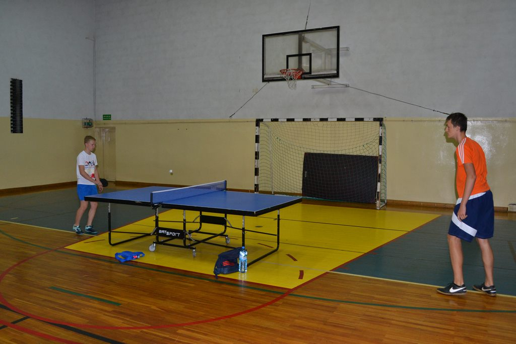 Indywidualne mistrzostwa RCEZ w tenisie stołowym dziewcząt i chłopców