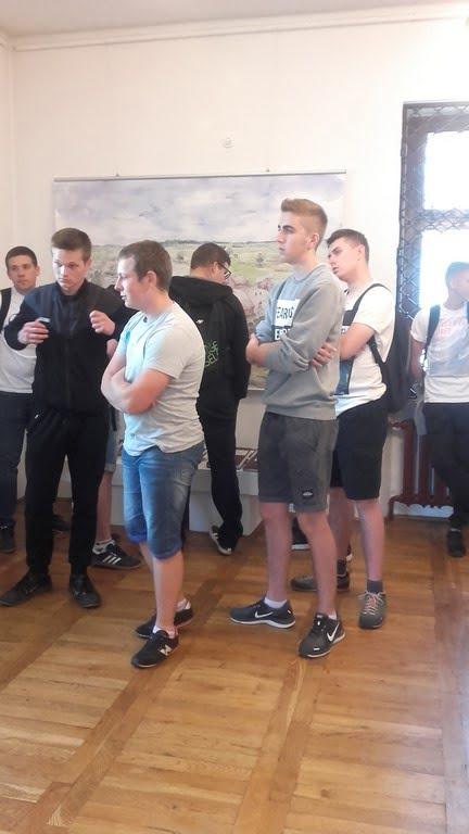 Klasa 2 TM w Muzeum Regionalnym w Lubartowie