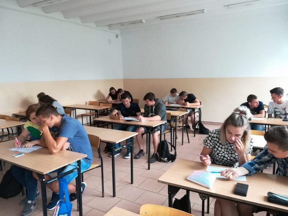 Konkurs geograficzno – matematyczny