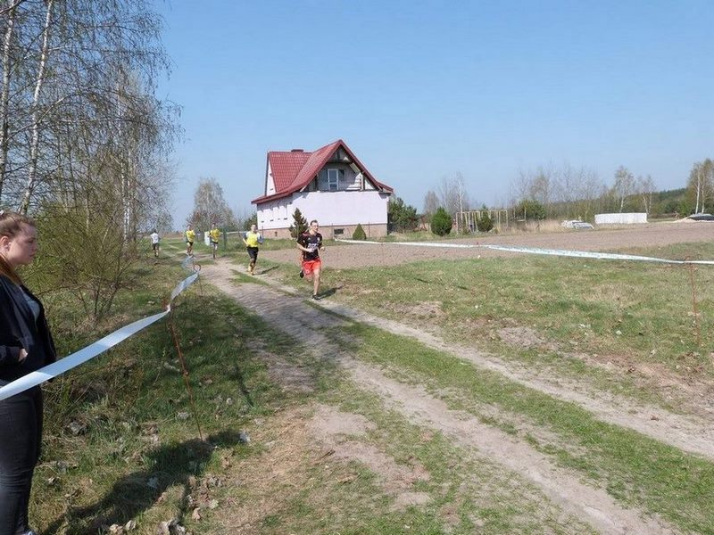Mistrzostwa Powiatu w Drużynowych Biegach Przełajowych 2018