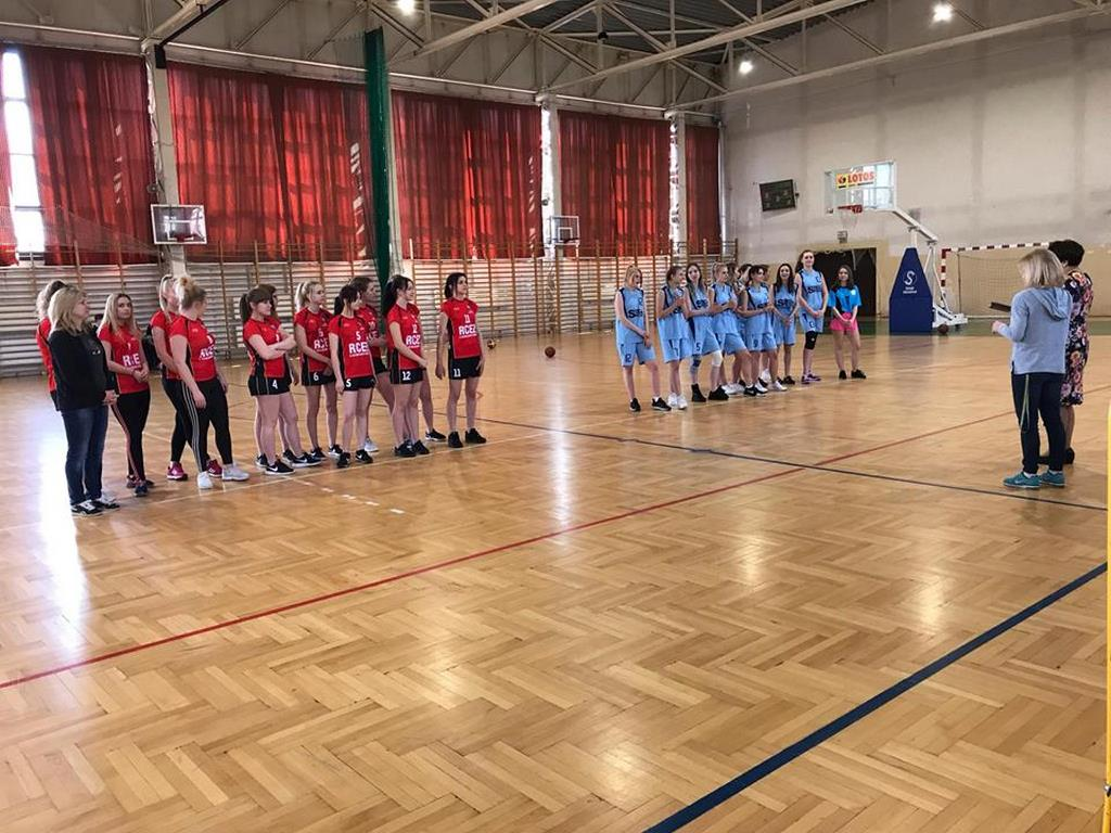 Mistrzostwa Powiatu w koszykówce dziewcząt 2019