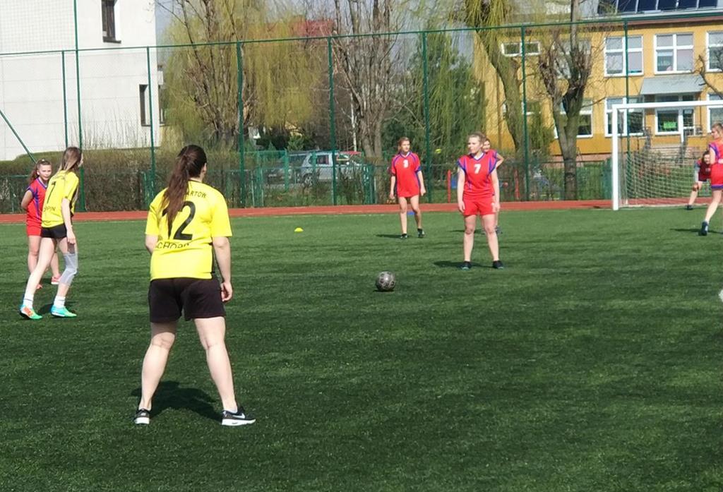 Mistrzostwa Powiatu w piłce nożnej dziewcząt
