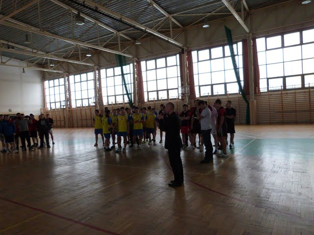 Mistrzostwa Powiatu w Piłce Ręcznej