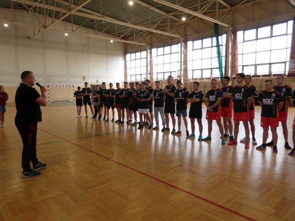 Mistrzostwa Powiatu w Piłce Ręcznej chłopców 2019