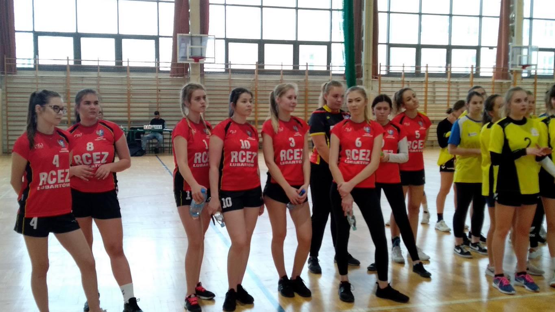 Mistrzostwa Powiatu w Piłce Ręcznej Dziewcząt 2020