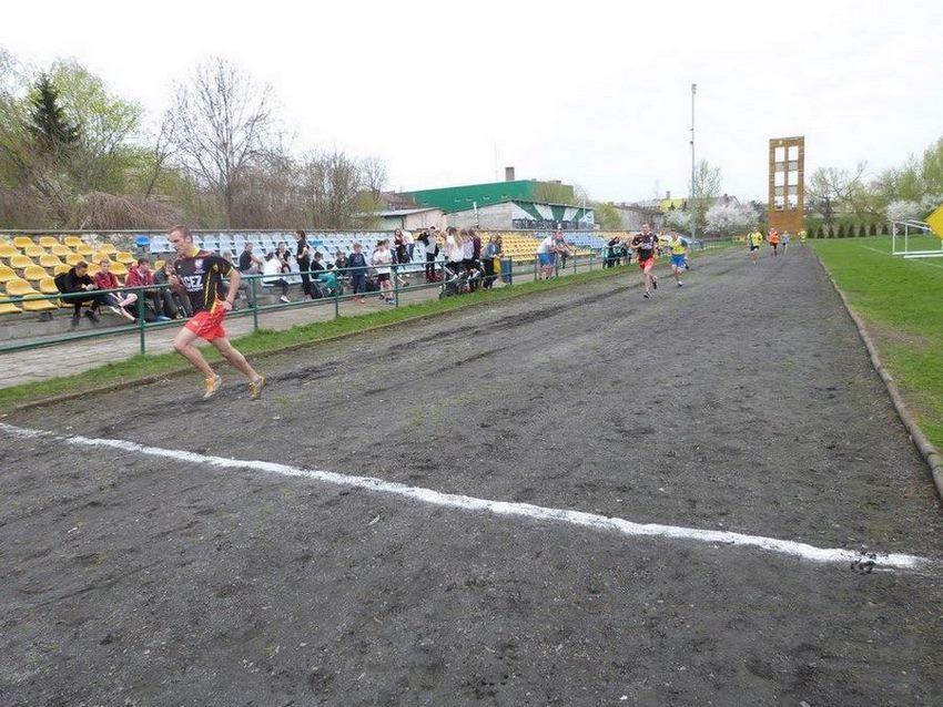 Mistrzostwa Rejonu w drużynowych biegach przełajowych 2018