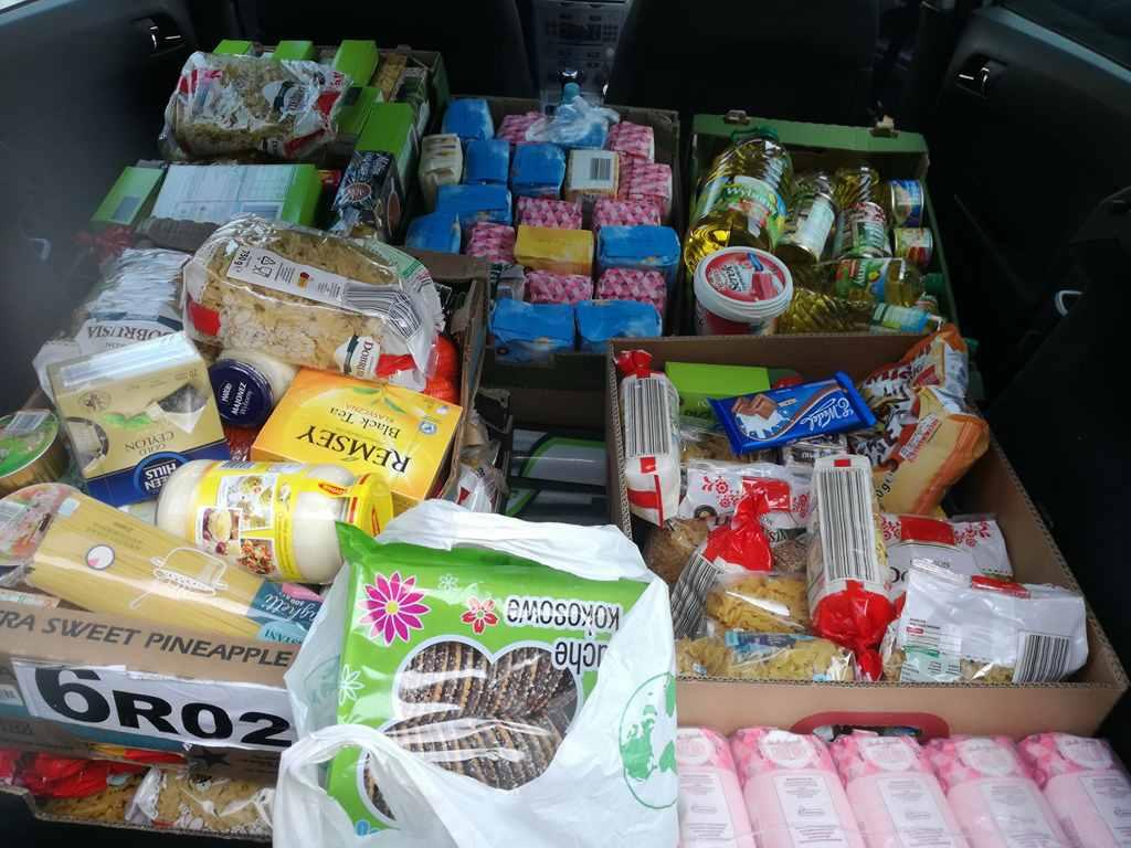 Ogólnopolska Zbiórka Żywności Caritas Archidiecezji Lubelskiej