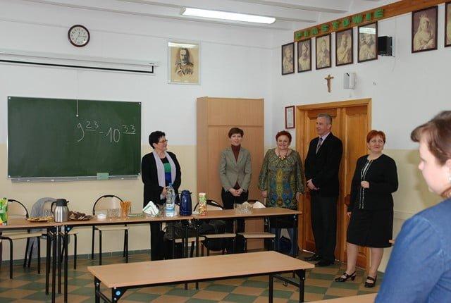 """""""Polubić matematykę"""" - finał etapu powiatowego"""