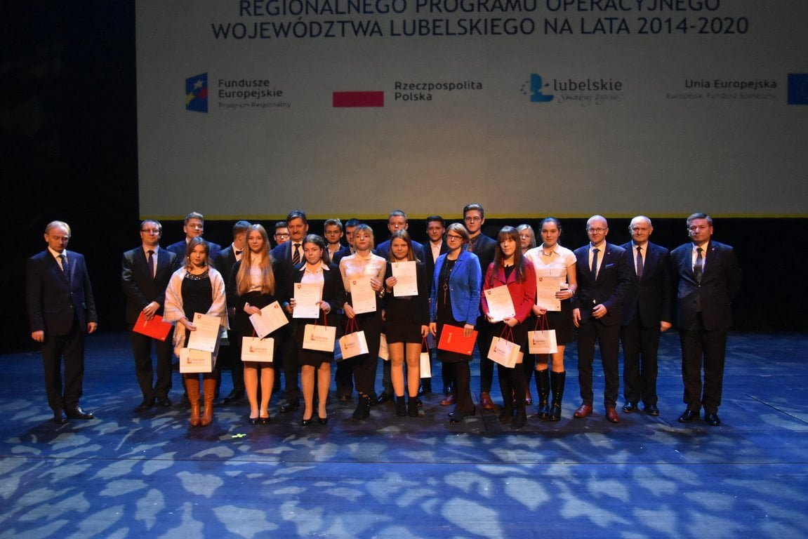 Stypendium marszałkowskie dla uzdolnionych uczniów