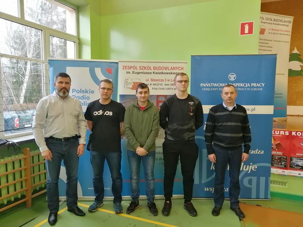 """Sukces w Turnieju Budowlanym """"ZŁOTA KIELNIA"""" - XLIX edycja"""