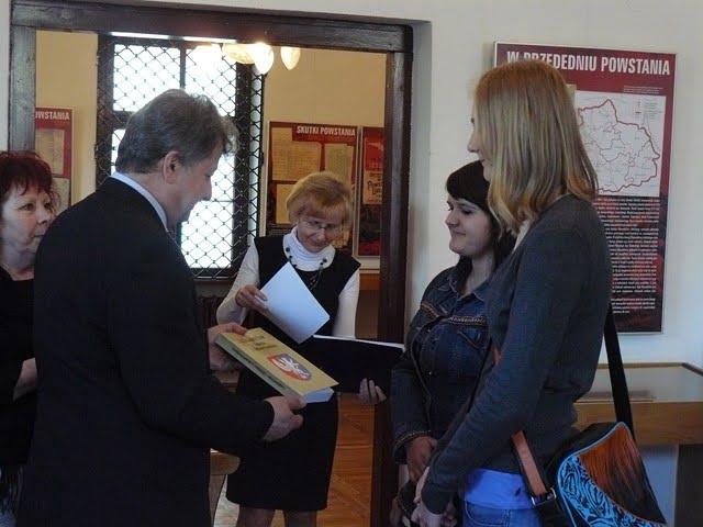 Szkolny Konkurs Wiedzy i Szkole i Regionie - II etap
