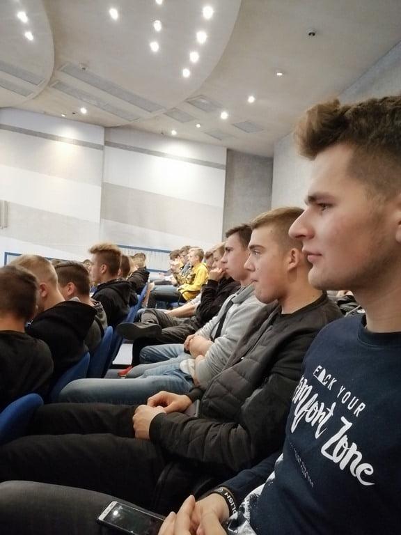 Ubezpieczenia RCEZ na konferencji edukacyjnej