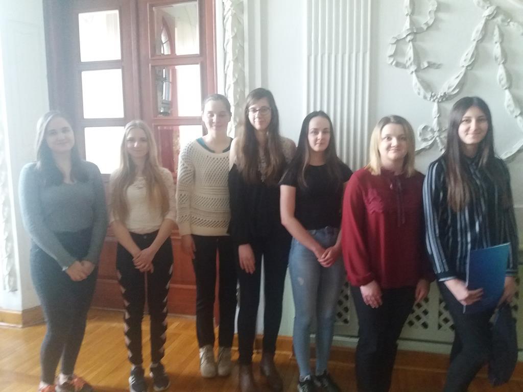 Uczniowie naszej szkoły wśród Stypendystów Starosty Lubartowskiego