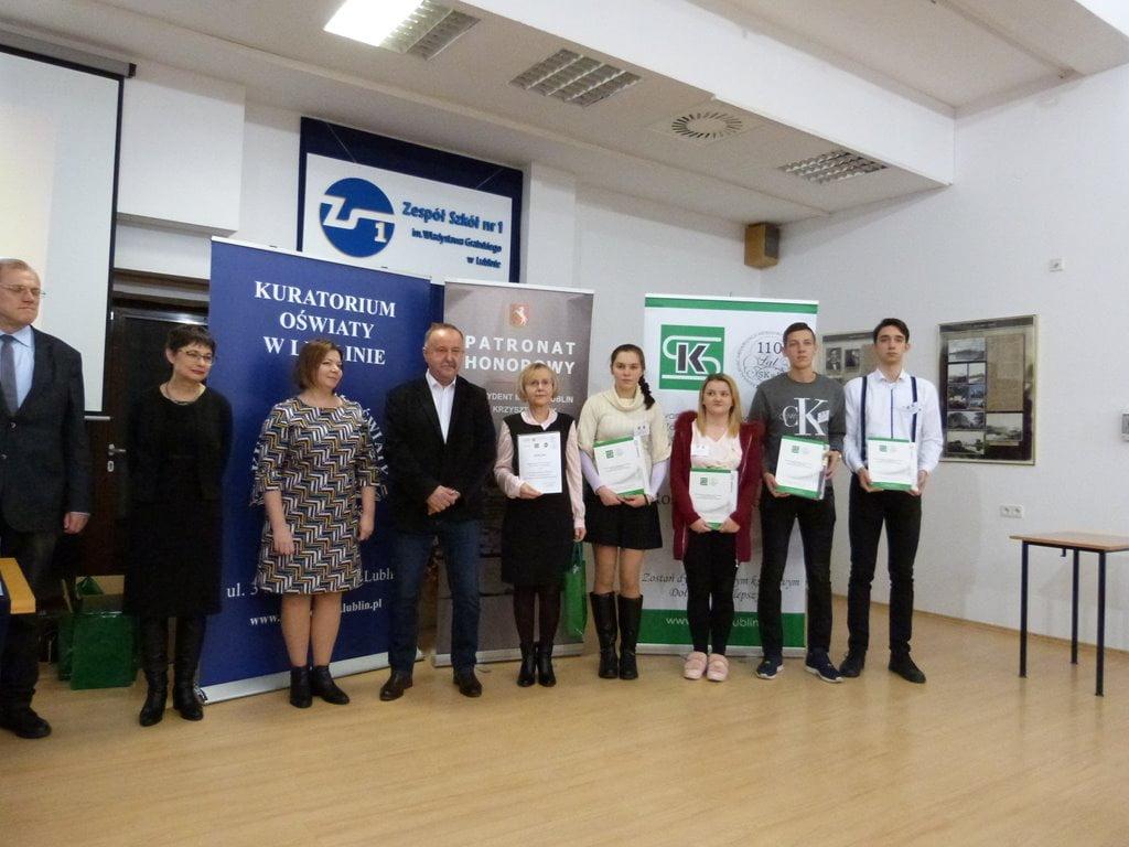 Uczniowie RCEZ w VI Edycji Wojewódzkiego Konkursu Wiedzy z Rachunkowości