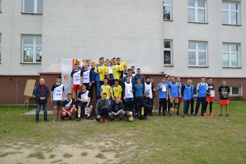 Udział RCEZ w Mistrzostwach Rejonu w Sztafetowych Biegach Przełajowych