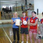 V Turniej Halowej Piłki Nożnej dziewcząt