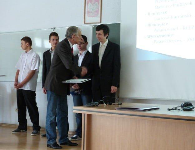 """VII Międzyszkolny Konkurs Zawodowy """"Rok przed dyplomem"""""""