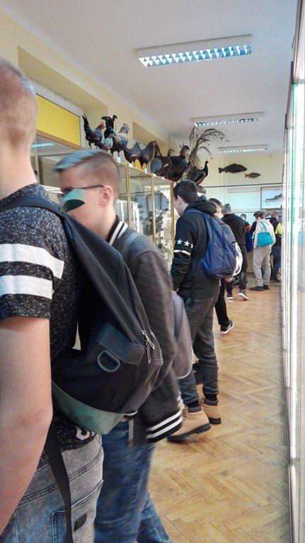 Wycieczka integracyjna klasy I TB do Lublina