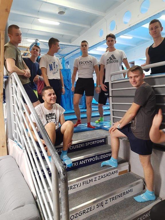 Wycieczka klasy 3 TM do Lublina