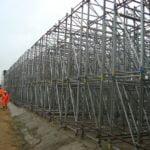 Wycieczka klasy 3TB na budowę obwodnicy Lublina