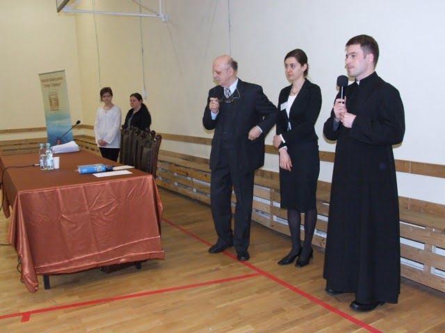 XVI Ogólnopolski Konkurs Wiedzy Biblijnej - etap diecezjalny