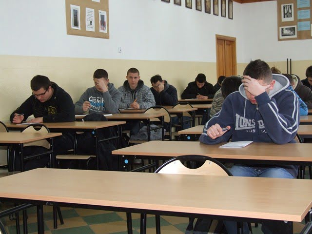 XVI Ogólnopolski Konkurs Wiedzy Biblijnej - etap szkolny
