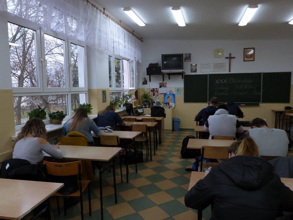 XXX OLIMPIADA TEOLOGII KATOLICKIEJ