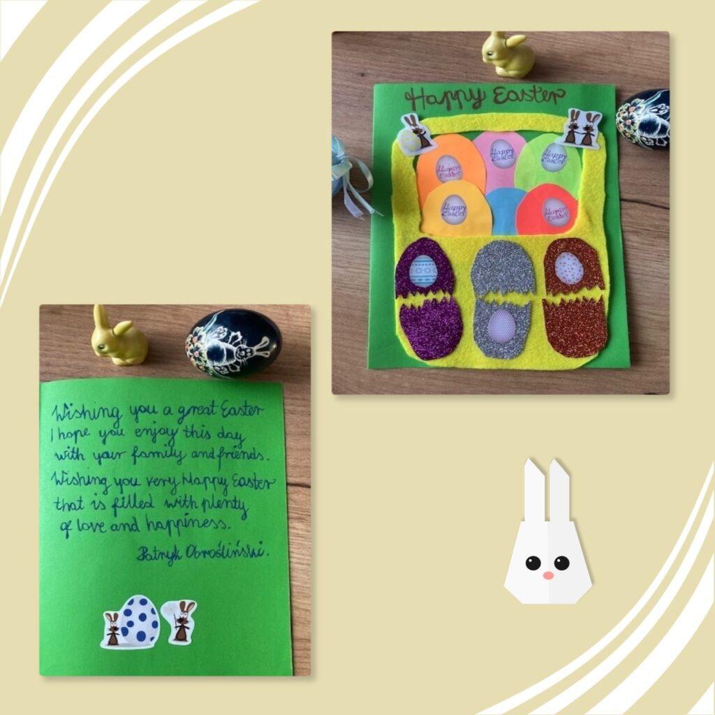Konkurs Easter Card