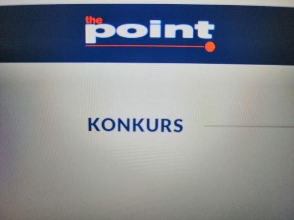 Konkurs The Point2