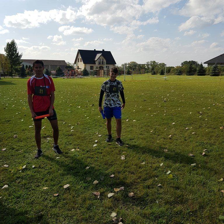 Sukces reprezentacji chłopców na Sztafetowych Biegach Przełajowych